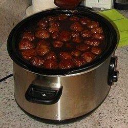 Grape Jelly Meatballs Allrecipes.com