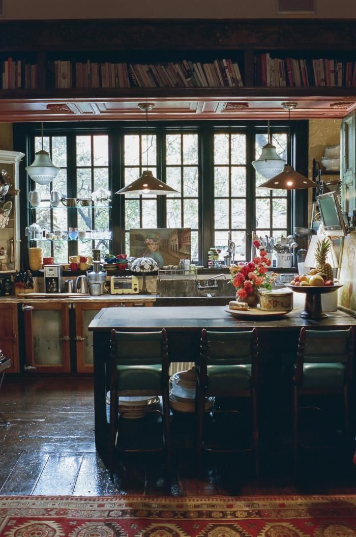 25 Best Ideas About Lorraine Kirke On Pinterest Small Library Rooms Bohemian Kitchen And