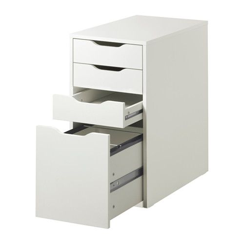 17 Best Ideas About Drawer Unit On Pinterest Ikea Alex