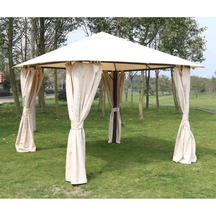 Caen Outdoor Canopy Gazebo
