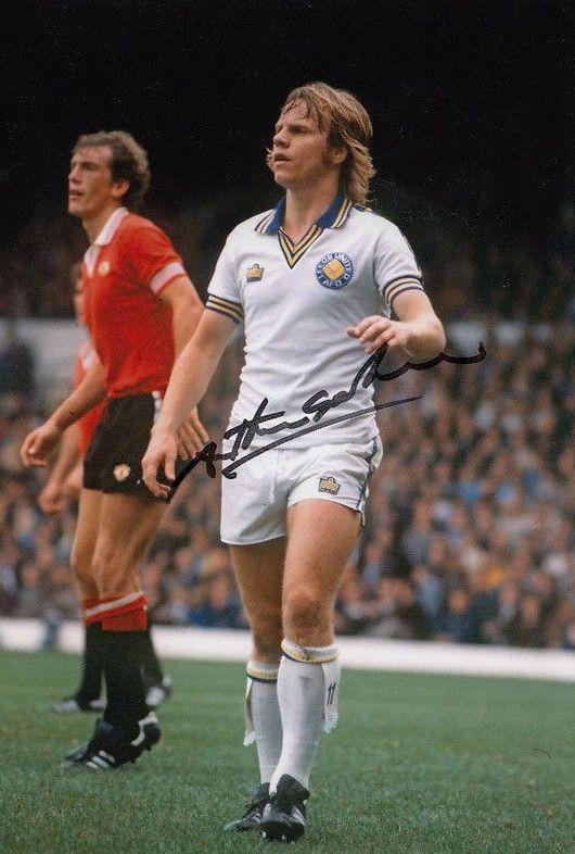 Arthur Graham Leeds United 1977