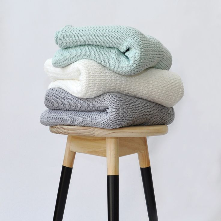 It just so happens that one of our favourite knits for our High Summer Collection was perfect for homewares too! Made from a soft cotton tape yarn, the Taper knit throw is adds beautiful texture to any area. Looks beautiful styled back with the Taper cushion, or mix it up with our monochrome canvas cushions. Available in mint, white and grey.