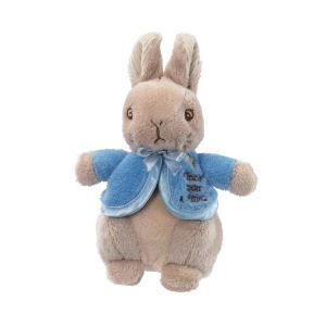 Peter Rabbit Soft Toy Rattle | http://www.flyingflowers.co.nz/peter-rabbit-soft-toy-with-rattle