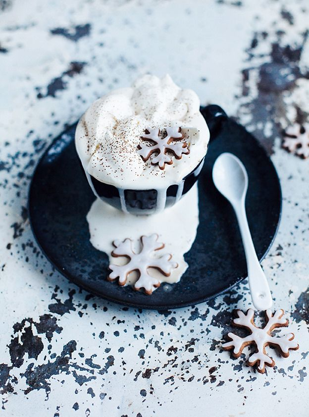 Easy Gingerbread Latte Recipe