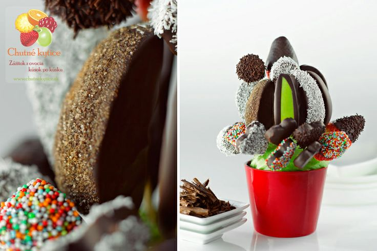 Predstavujeme Chutné kytice: Čokoládová fantáza.