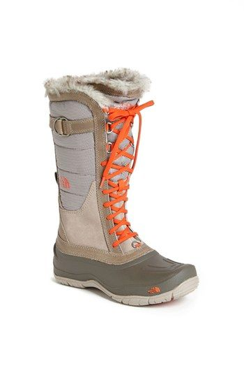 The North Face 'Shellista' Boot available at #Nordstrom