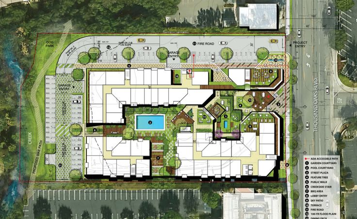 Image Result For Site Planning Mixed Use Development