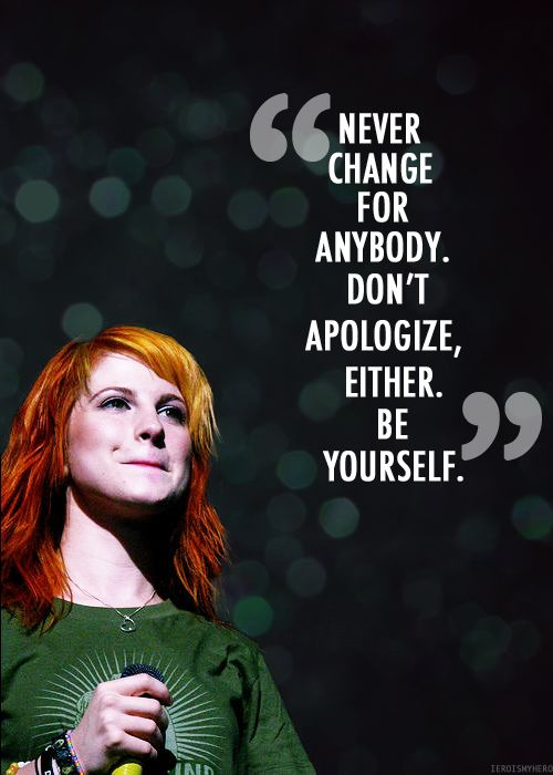 hayley quotes | Tumblr