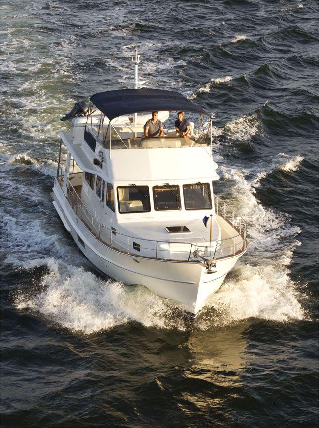 Grand Banks Yachts à la conquête de l'Europe.