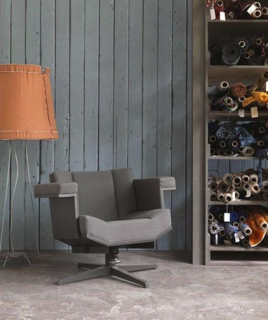 Shabby Chic Tapeten in Holzoptik für ein cooles Interieur