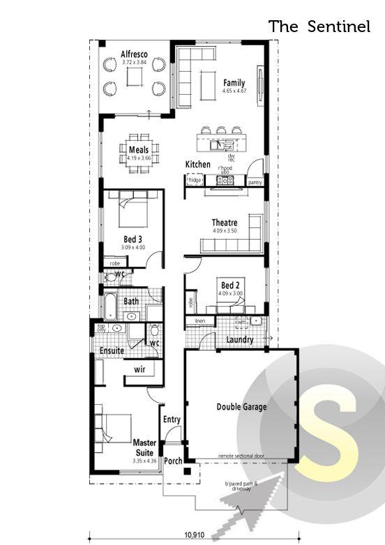 smart homes the sentinel home design - Smart Home Design Plans