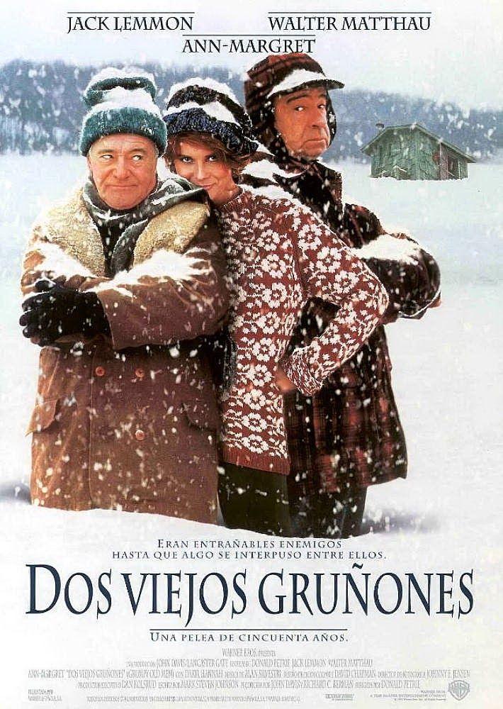 1993 - Dos viejos gruñones - Grumpy Old Men