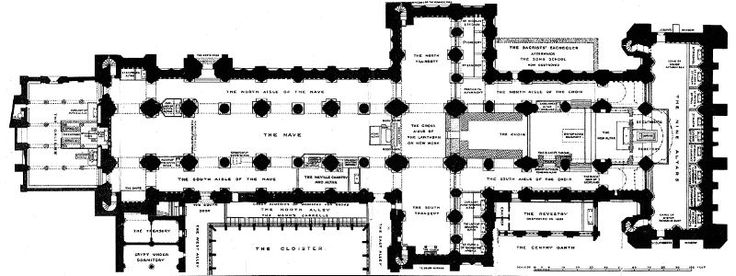 Durham Cathedral plan - Durham Cathedral - Wikipedia, the free encyclopedia