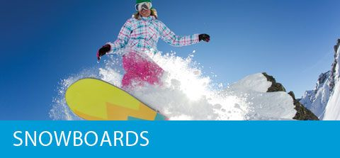 New Season Boards are here! Weather you love the cordoray, deep pow, ripp'n up the park or your just learning, we've go the board for your from top snowboard brands you will love including: Never Summer and Jones exclusive NZ dealer, K2, Rome and Salomon. Check out the Sale Snowboards for great snowboard deals. Shop: http://www.outsidesports.co.nz/activity/ski-and-snowboard.htm