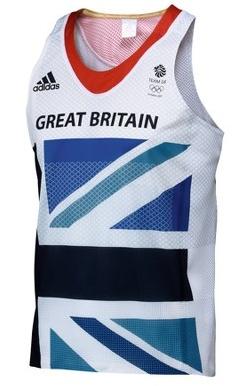 Team GB Vest