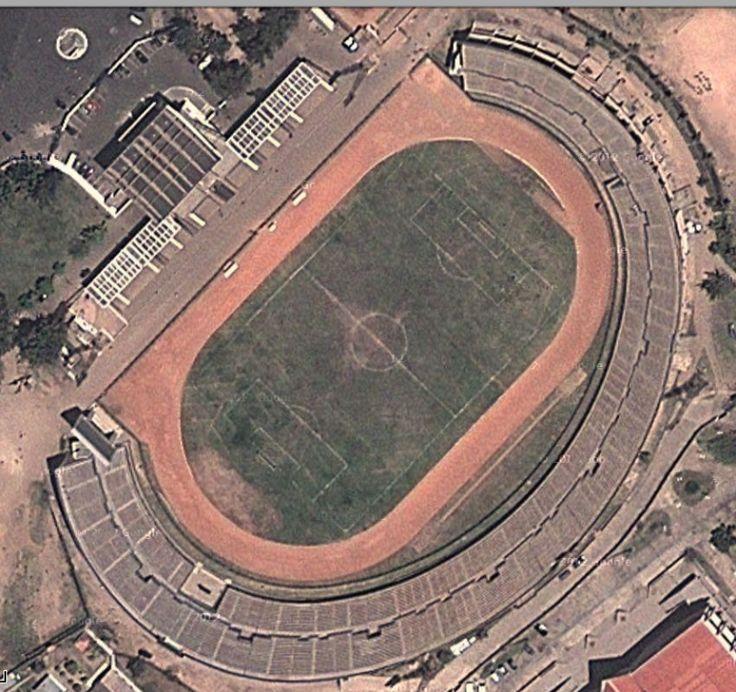 Mahamasina Stadium. Antananarivo. Madagascar