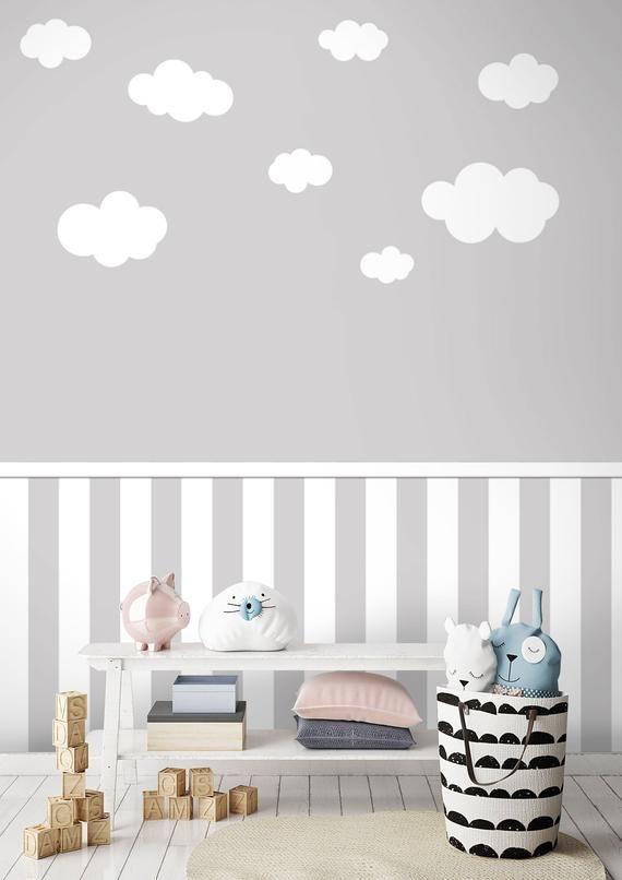 13 Wolken im kinderzimmer malen