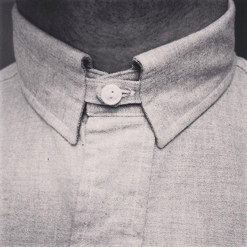 shopwharf #details #shirt #collar | Raddest Men's Fashion Looks On The Internet…