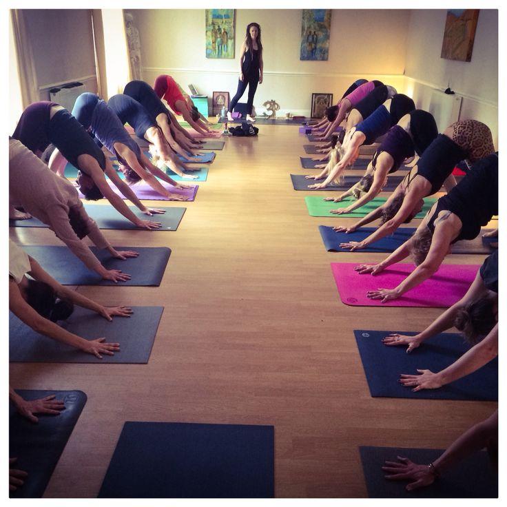 Ashtanga workshop in Bournemouth