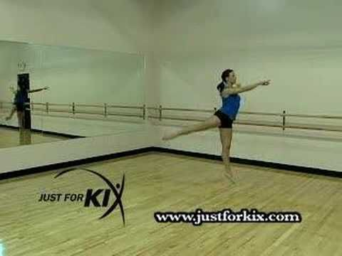 Dance Steps, Switch Leaps. By: Just For Kix