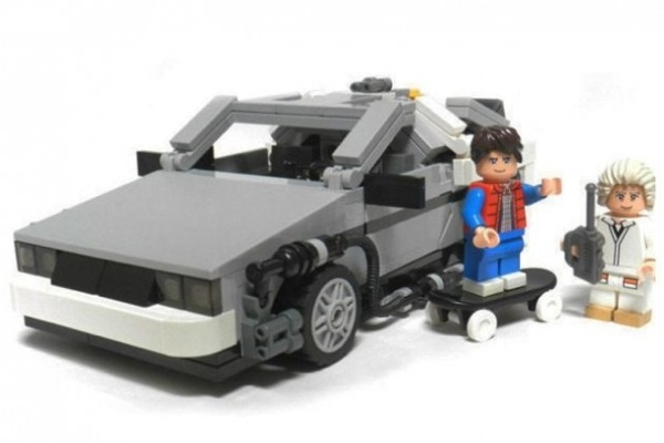 Would you buy a 'Back to the Future' LEGO set?