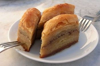 One to try when I am feeling creative!! I miss baklava sooo much.