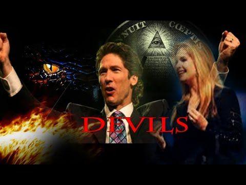 Agents of DEVILS: Joel & Victoria Osteen EXPOSED!!