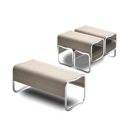 Jetzt bei Desigano.com Za-2 Sitzbank Sitzmöbel, Bänke von LaPalma ab Euro 464,00 € https://www.desigano.com/baenke/1794-za-2-sitzbank-lapalma.html ...so viele Kombinationsmöglichkeiten bietet nur das ZA System.Sie können wählen zwischen der Länge von 94cm oder 48cm sowie eines Elements mit 45° Grad. Ausführung:Stapelbare Sitzbank, Gestell in Aluminium Druckguss.Sitzfläche aus formgepresster Multiplexplatte (Eiche gelbeicht, Eiche dunkel Nussbaum, Eiche schwarz gebeizt und weiß lackiert)…