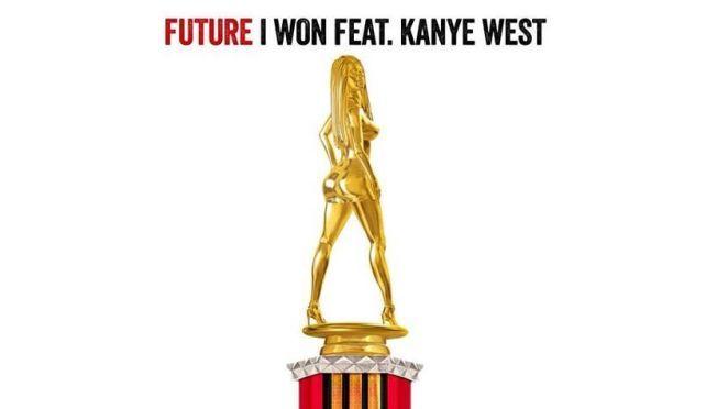 "Future şi Kanye West au lansat piesa ""I Won"""