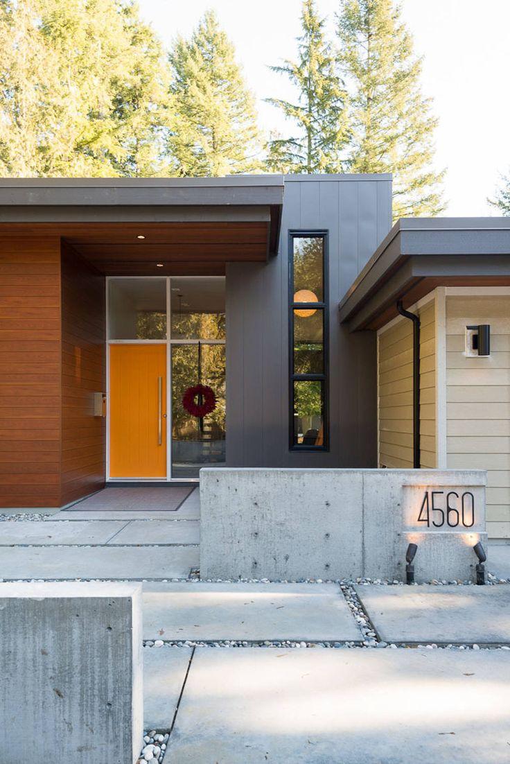 10 Números De Casa Moderninhos Para Ter Uma Fachada Incrível