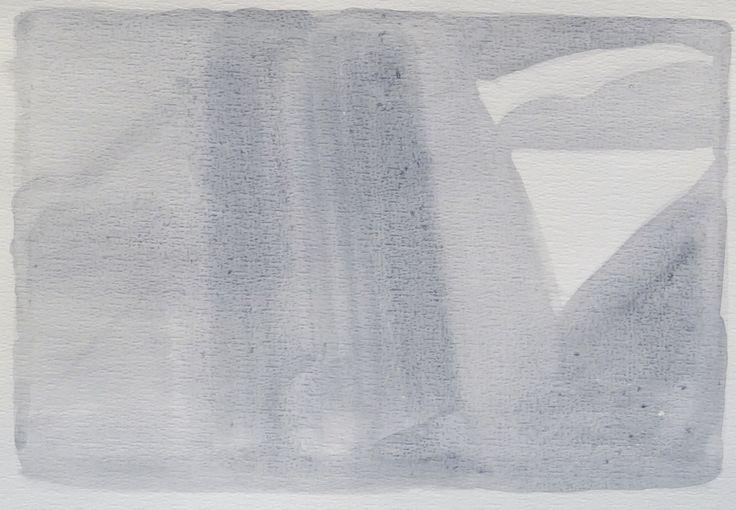 Bo Ljungcrantz, akvarell, 20x30 cm