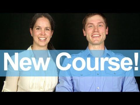 New Rachel's English Online Course - Fall 2013
