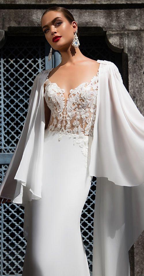 Milla Nova Bridal 2017 Wedding Dresses afina2 / http://www.deerpearlflowers.com/milla-nova-2017-wedding-dresses/6/