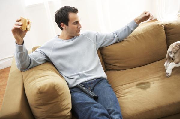 Aprenda uma receita caseira para tirar o cheiro desagradável de xixi de cachorro do tapete ou sofá.