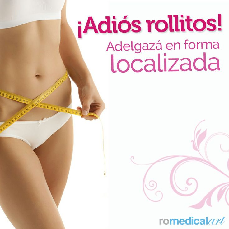 ¡ADIÓS ROLLITOS! ADELGAZÁ EN FORMA LOCALIZADAhttps://www.facebook.com/photo.php?fbid=522962671133617&set=a.285846564845230.62372.285841481512405&type=1&theater