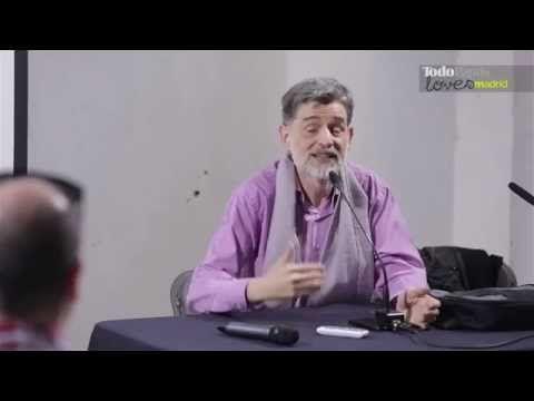 Carlos González ¿Cómo ayudar a dormir al bebé? TodoPapas Loves Madrid - YouTube