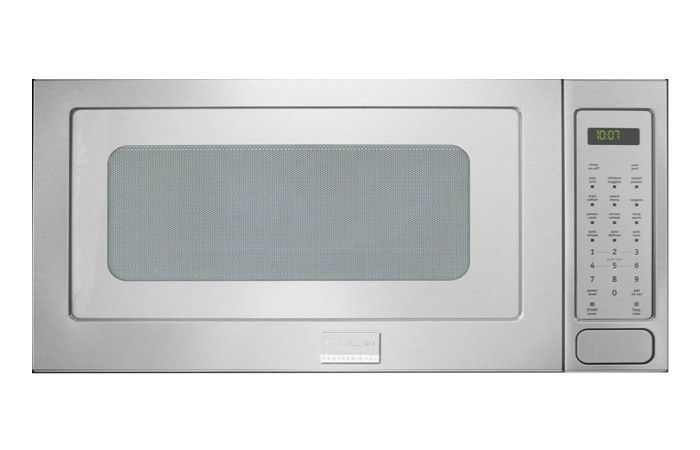 Frigidaire Professional Built-In MIcrowave, Remodelista