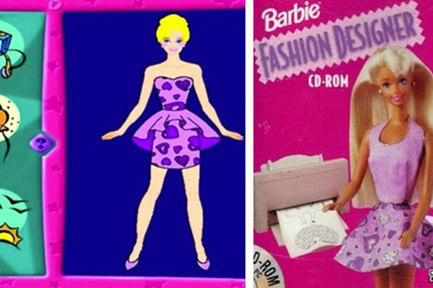 21 Barbie Computer Games You Totally Forgot Existed