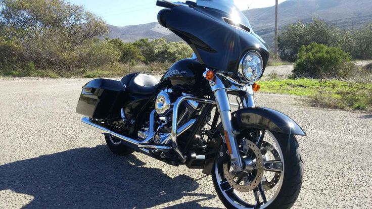 """Used 2015 Harley-Davidson STREET GLIDE Motorcycles For Sale in California,CA. 2015 HD Street Glide – 6200 miles. Has bolt-on accessories only. They include 12"""" L.A. Choppers apes, OEM heated handgrips, Klock Werks 8.5"""" windscreen, Hog Tunes speakers, Vance & Hines Fuel Pak, Crusher Slipstream slip-on exhaust w/ quiet baffle, S&S Super air intake, OEM accessory mount fuel cap cover. I have all the original parts, and they are included in sale. Bike has approximately 26 months remaining on…"""