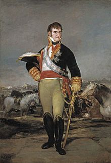 Ferdinand VII (1784 - 1833). Son of Charles IV and Maria Luisa of Parma. He…