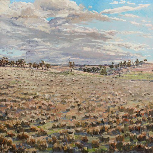 Lucy Culliton: Monaro/Ando :: Wynne Prize 2016 :: Art Gallery NSW