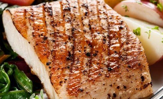 Grilled Oriental Fish Steaks Recipe - http://healthyrecipesideas.com/grilled-oriental-fish-steaks-recipe/