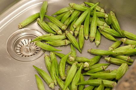 pickled okra southern accents pickled okra never enough thyme recipes ...