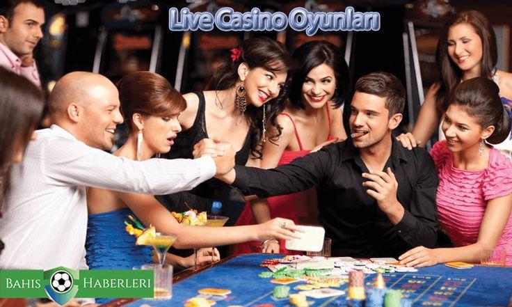 Live Casino Oyunları