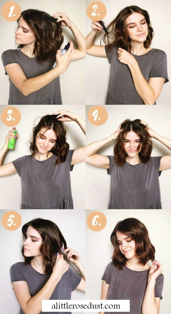 How To Style A Messy Bob Modaboutrose Messy Bob Hairstyles Messy Bob Bob Hairstyles