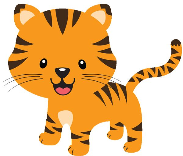 Baby Safari Animals - ClipArt Best