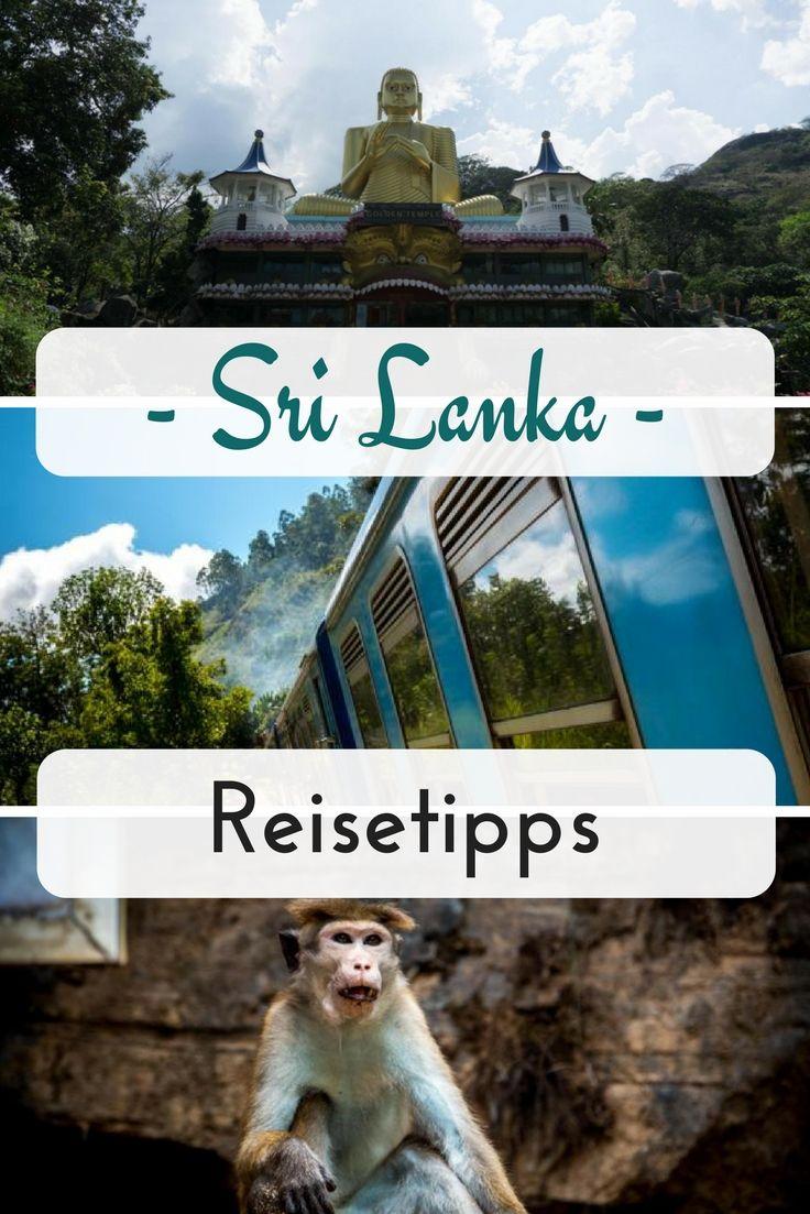 Hier findest du nützliche und wichtige Tipps für deine Sri Lanka Reise. Du erfährst alles was du vor und während deiner Reise nach Sri Lanka wissen musst.
