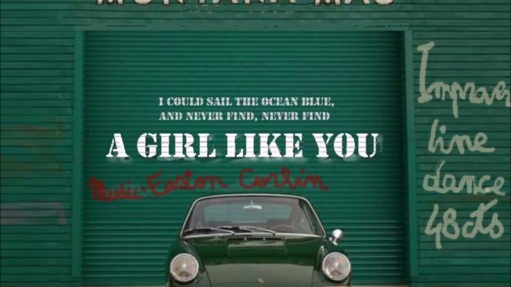 A Girl Like You Line dance - Montana Mag