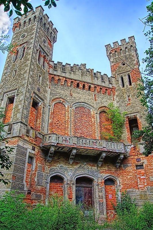Bogoszyce Rzendow Palace - Poland / PAŁAC W BOGUSZYCACH-RZĘDOWIE DOLNOŚLĄSKIE
