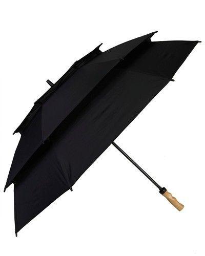 Umbrella - Pagoda black